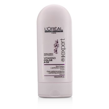 L'Oreal Professionnel Expert Serie – Vitamino Color A.OX Color Radiance Protection+ Perfecting Conditioner – Rinse Out 150ml/5oz