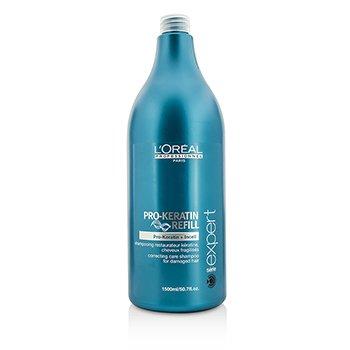 L'Oreal Professionnel Expert Serie - Pro-Keratin Refill Correcting Care Shampoo (For Damaged Hair)  1500ml/50.7oz
