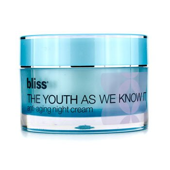 BlissThe Youth As We Know It Anti-Aging Night Cream 50ml/1.7oz