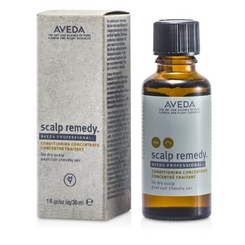 AvedaConcentrado Acondicionador Remedio Cuero Cabelludo - Cueros cabelludos secos (Tama�o Sal�n) 30ml/1oz