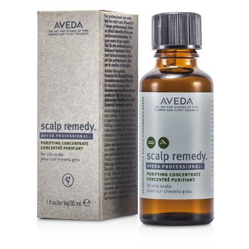 AvedaScalp Remedy Purifying Concentrate - For Oily Scalp Hair (Salon Product) 30ml/1oz