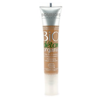 Bourjois Bio Detox Organic Anti Puffiness Concealer - No. 03 Bronze To Dark  8ml/0.27oz