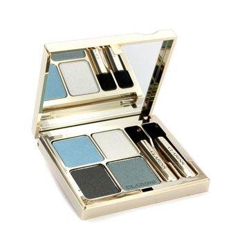 Clarins Paleta czterech cieni do powiek Eye Quartet Mineral Palette - #08 Blue Sky  5.8g/0.2oz