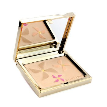 Clarins Puder prasowany Colour Breeze Face & Blush Powder  9g/0.3oz