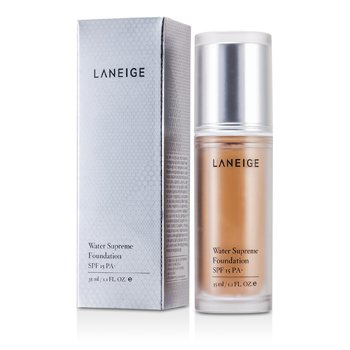 Laneige Water Supreme Foundation SPF 15 - # 21 Natural Beige 35ml/1.2oz