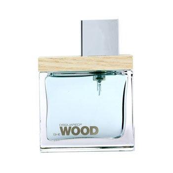 Dsquared2 She Wood Crystal Creek Wood Eau De Parfum Spray  30ml/1oz