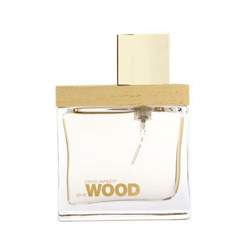 Dsquared2 She Wood Golden Light Wood Eau De Parfum Spray 30ml/1oz