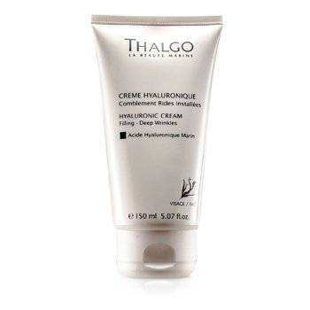 ThalgoHyaluronic Cream: Filling - Deep Wrinkles  (Salon Size) 150ml/5.07oz