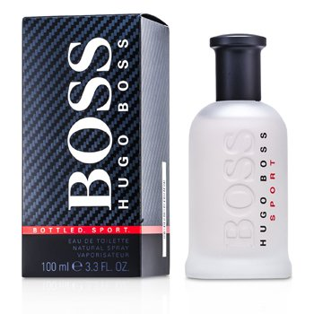 Hugo Boss Boss Bottled Sport Eau De Toilette Spray  100ml/3.3oz