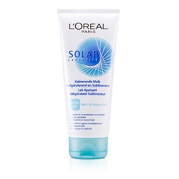 L'OrealSolar Expertise After Sun Soothing Milk 200ml/6.7oz