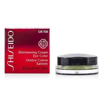 ShiseidoShimmering Cream Eye Color - # GR708 Moss 6g/0.21oz