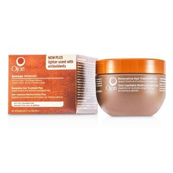 Ojon Damage Reverse Restorative Hair Treatment Plus (For Very Dry, Damaged Hair)  100ml/3.1oz