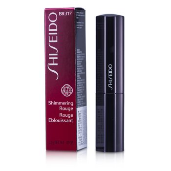 Shiseido Shimmering Rouge Pintalbios - # BR317 Butterscotch  2.2g/0.07oz
