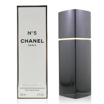 Chanel No.5 Eau De Parfum Refillable Spray  60ml/2oz