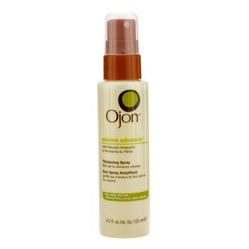 Ojon Volume Advance Thickening Spray (For Fine, Limp, Flat Hair)  125ml/4.2oz