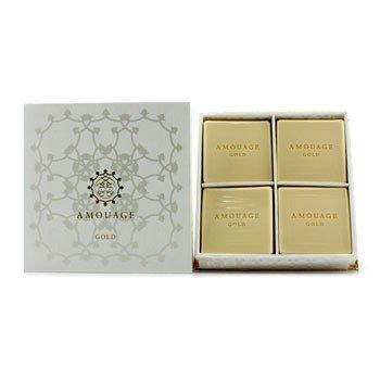 Amouage Gold Perfumed Soap  4x50g/1.8oz