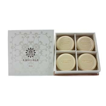 Amouage Dia Perfumed Soap  4x50g/1.8oz