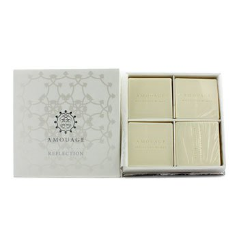 Amouage Reflection Perfumed Soap 4x50g/1.8oz
