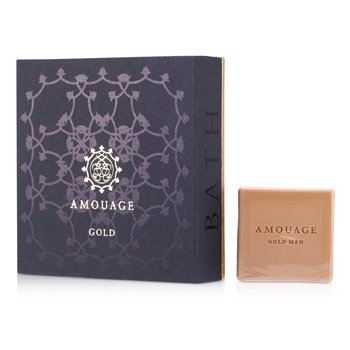 AmouageGold Perfumed Soap 4x50g/1.8oz
