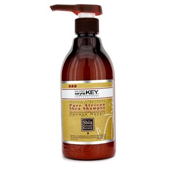 Saryna Key Pure African Shea Shampoo - Damage Repair  500ml/16.94oz