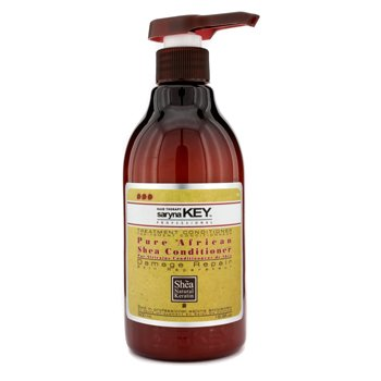 Saryna Key Pure African Shea Conditioner-  Damage Repair  500ml/16.9oz