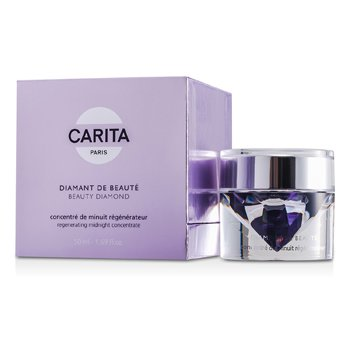 Carita Diamant De Beaute Beauty Diamond Regenerating  Gece Konsantresi  50ml/1.69oz