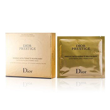 Christian DiorMascara facial Prestige Satin Revitalizing Firming Mask 6x28ml/0.9oz