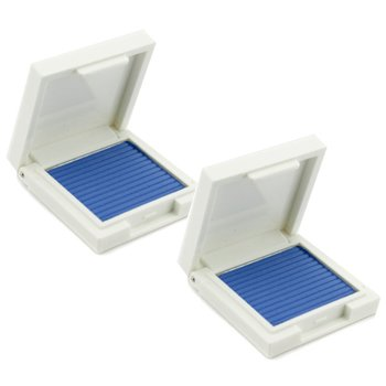 Eye Shadow Duo Pack - # 85M Blue (Matte)