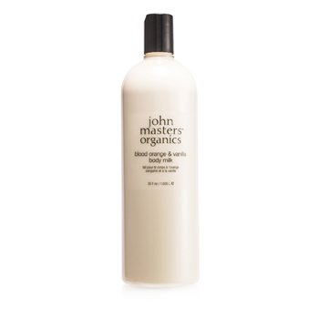 John Masters Organics Blood Orange & Vanilla Body Milk 1035ml/35oz