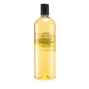 John Masters Organics Blood Orange & Vanilla Body Wash 1035ml/35oz