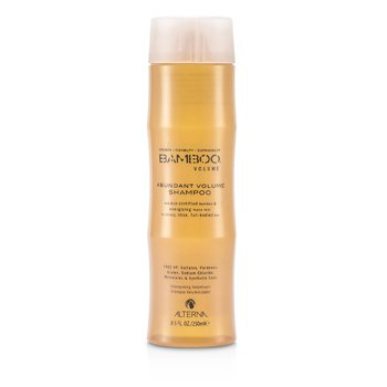 Alterna Bamboo Volume Abundant Volume Shampoo (For Strong  Thick  Full-Bodied Hair) 250ml/8.5oz