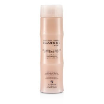 Alterna Bamboo Volume Abundant Volume Conditioner (For Strong& Thick& Full-Bodied Hair) 250ml/8.5oz