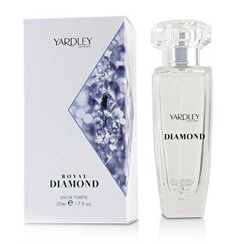 Yardley London Royal Diamond Eau De Toilette Spray 50ml/1.7oz