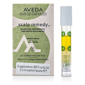 Aveda Scalp Remedy Balancing Concentrate (Salon Product)  6x2.5ml/0.085oz