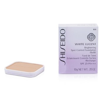 ShiseidoBase White Lucent Brightening Spot Control Foundation SPF25 Refill10g/0.35oz