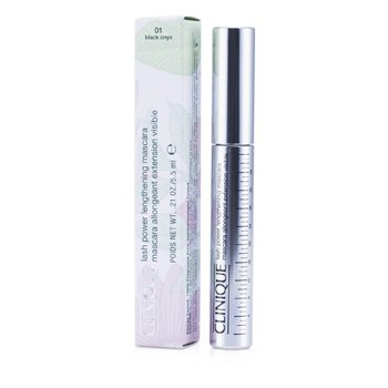 Clinique Lash Power Lenghtening Mascara - # 01 Black Onyx  5.5ml/0.21oz