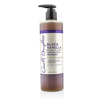 Carol's DaughterBlack Vanilla Moisture & Shine Sulfate-Free Shampoo (For Dry, Dull & Brittle Hair) 355ml/12oz