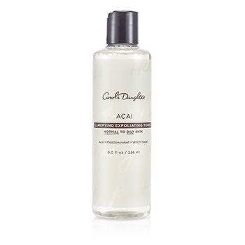Carol's Daughter Acai Clarifying Exfoliating Toner (Normal to Oily Skin)  236ml/8oz