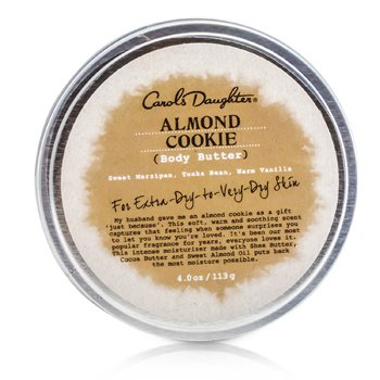 Carol's DaughterAlmond Cookie Body Butter (For Extra Dry to Very Dry Skin) 113g/4oz