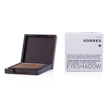 Korres Sunflower & Evening Primrose Eye Shadow - # 28 Golden Brown  1.8g/0.06oz