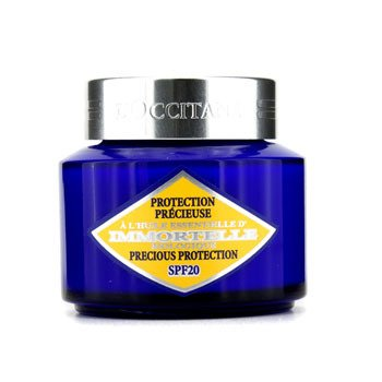 L'OccitaneImmortelle Precious Protection Tabir Surya SPF 20 50ml/1.7oz