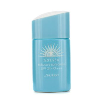 ShiseidoAnessa Babycare Sunscreen SPF 34 PA+++ 25ml/0.8oz