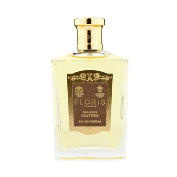 Floris Mahon Leather Eau De Parfum Vap,  100ml/3.4oz