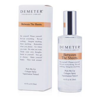 DemeterBetween The Sheets Cologne Vaporizador 120ml/4oz