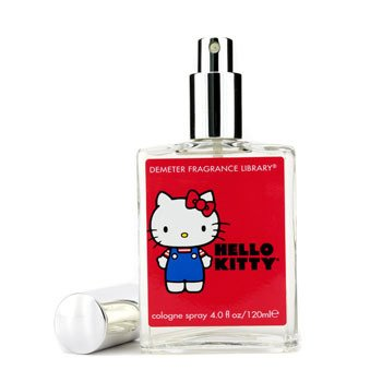 DemeterHello Kitty Cologne Spray (Originally without Box) 120ml/4oz
