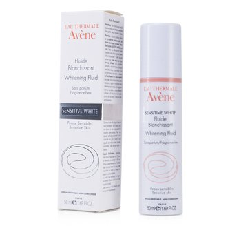 AveneFluido Sensitive White Whitening Fluid (p/ a pele sensivel) 50ml/1.69oz