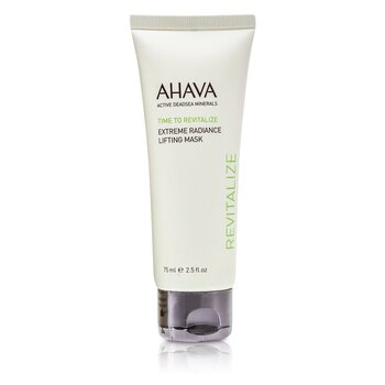 Ahava Time To Revitalize Маска Лифтинг для Сияния Кожи 75ml/2.5oz