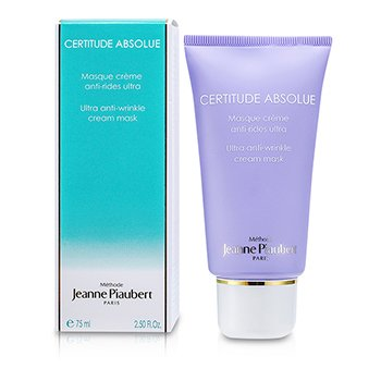 Methode Jeanne Piaubert Certitude Absolue Ultra Mascarilla Crema Antiarrugas  75ml/2.5o