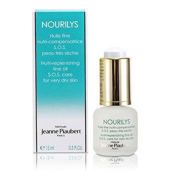 Methode Jeanne Piaubert Nourilys Aceite Nutriente Rellenador Fino SOS (Piel Muy Seca)  15ml/0.5oz
