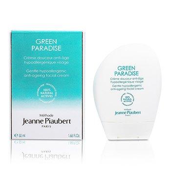Methode Jeanne Piaubert Green Paradise Crema Hipoalerg�nica Antienvejecimiento Facial  50ml/1.66oz